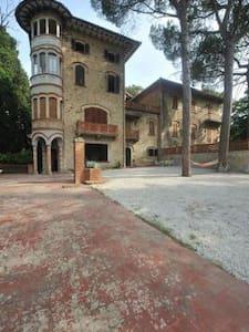 Villa Passo del Lupo exciting quiet - Vignaia