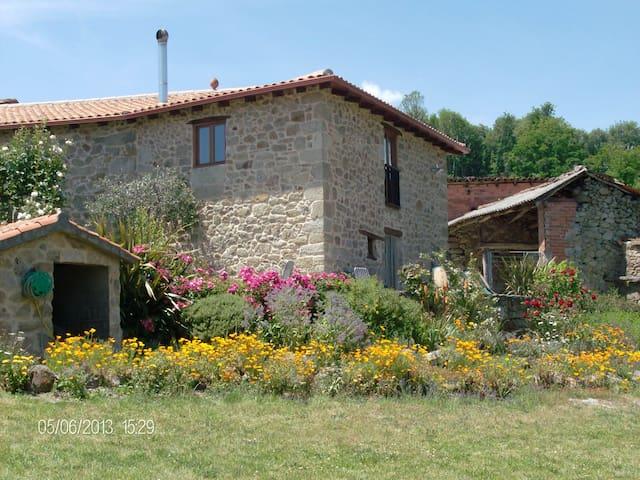 Casa do Pepe, Ribeira Sacra Galicia - Castrotañe - Casa