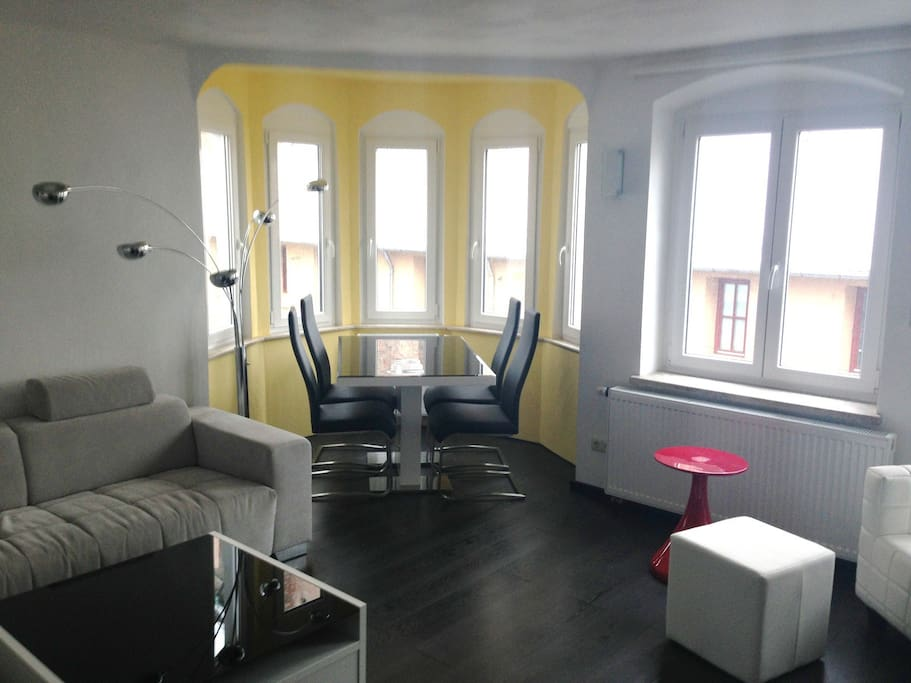 Condo apartment loft flats for rent in augsburg for Augsburg apartments for rent