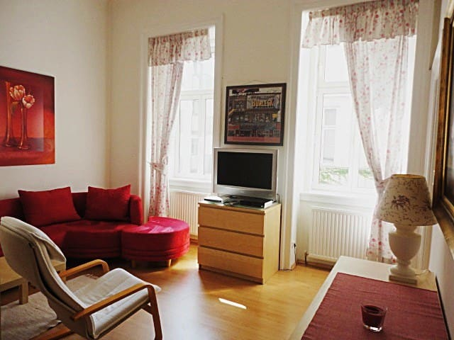 Studio Apartment Naschmarkt