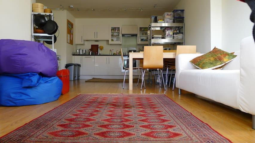 En suite room in London Fields
