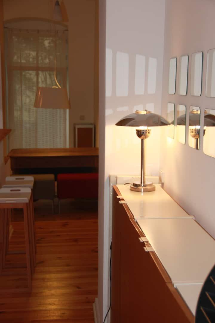 Loft-Living im Prenzlauer Berg