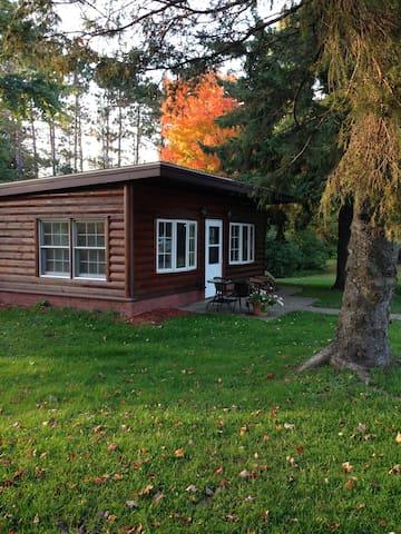 Sauna House at Palmquist Farm