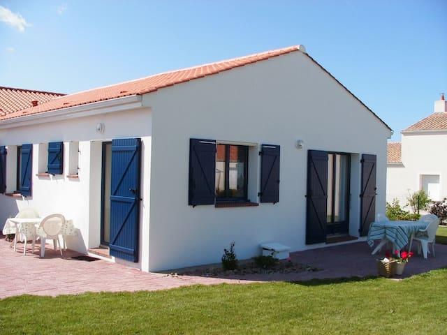 Maisonette near the Beach - Saint-Gilles-Croix-de-Vie - Haus