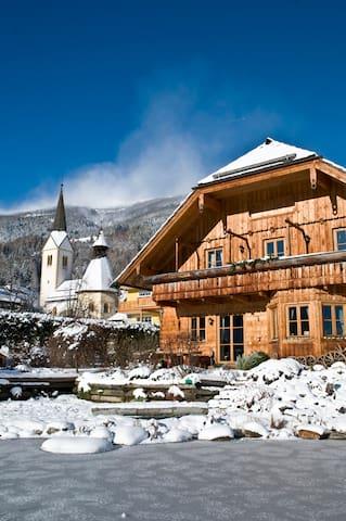 alpine chalet - Sankt Michael im Lungau - Lyxvåning