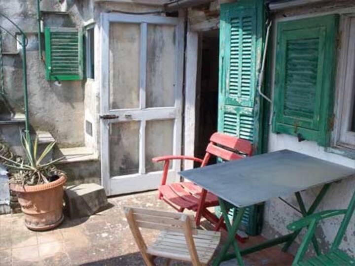 Charmante Ferienwohnung in Ligurien
