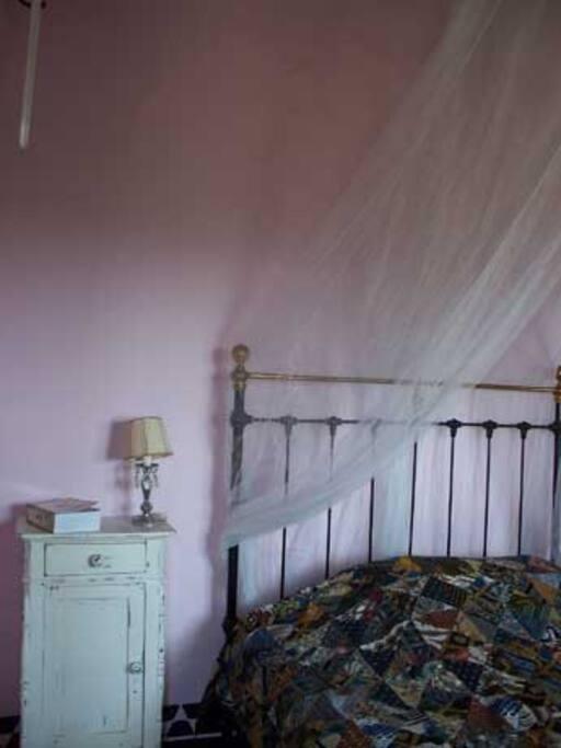 Das rosa Zimmer