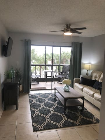 Ocean Side Condo with Heated pool B35