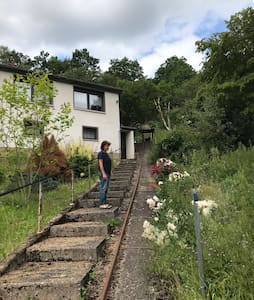 Erholung pur!Einzigartiges Jagdhaus direkt am Wald
