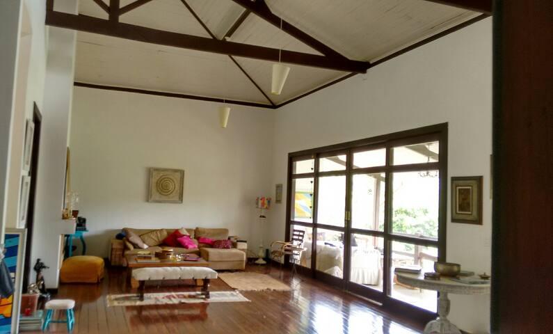 Casa aconchegante em Itaipava - Itaipava - House