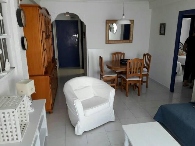 Jávea/Xabia. Appartement à 100m de la plage