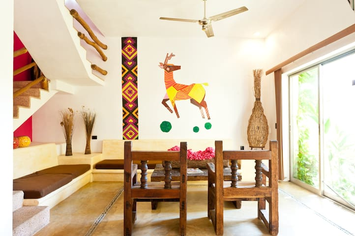 Maria Emilia Stunning decoration - Sayulita - House