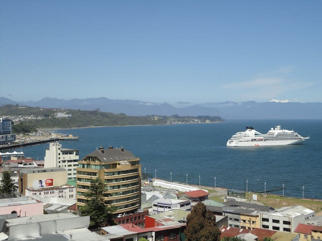 Patagonia of Chile - Puerto Montt - Appartement