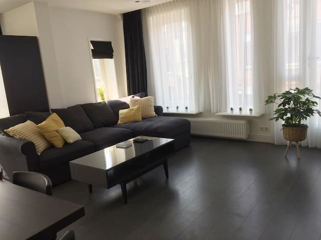 Luxury appartment near Amsterdam authentic village
