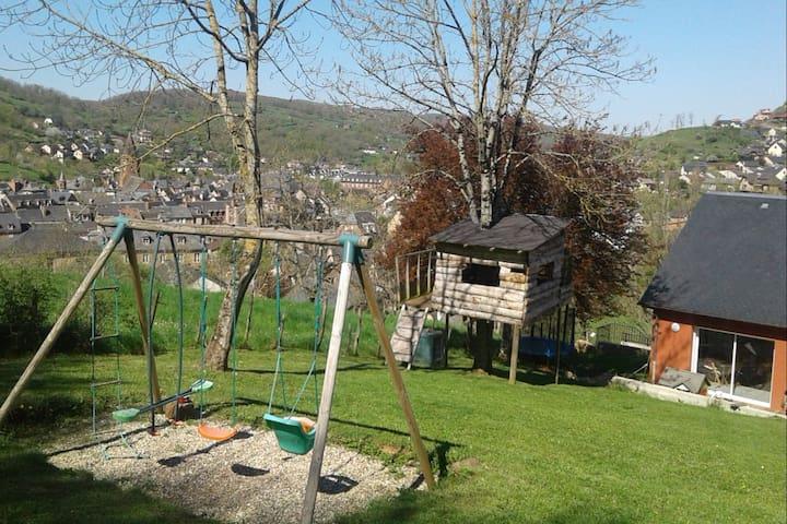 Maison familiale dans le Vallon de Marcillac - Marcillac-Vallon - Haus