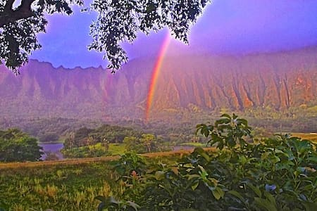 Private Ohana with Breathtaking Views - Kaneohe - Apartment
