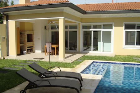 Little House (70 sqm) with Pool & BBQ