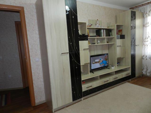 Уютная однокомнатная квартира - Ples - Byt
