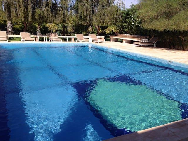 Exclusive Private Pool Villas Taos - Marrakesh Menara - Villa
