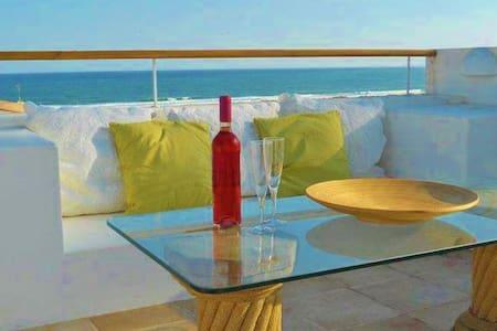 Sea views Apartment w/Roof Terrace - Lagos - Lejlighed