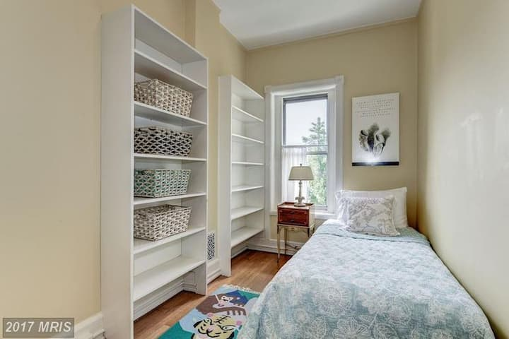 Room in  Elegant Dupont Circle Townhome