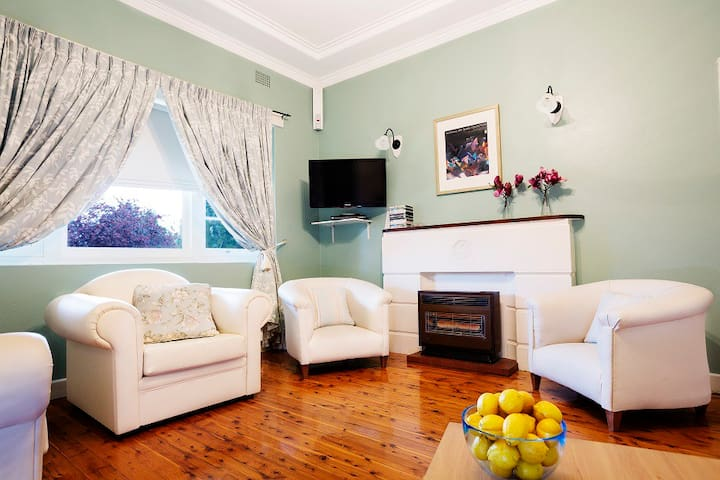Rosewood Cottage - affordable style