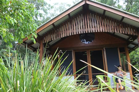 The Hut -- Bellingen acreage - Gleniffer - Cabin