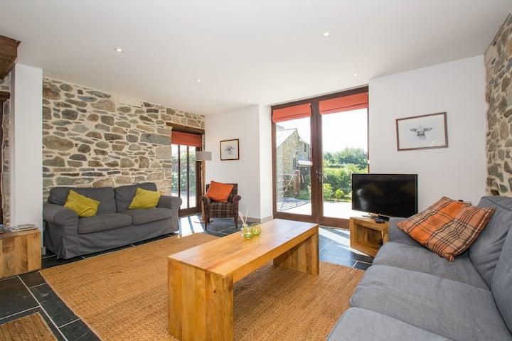 Attractive Holiday Home in Tavistock with Garden