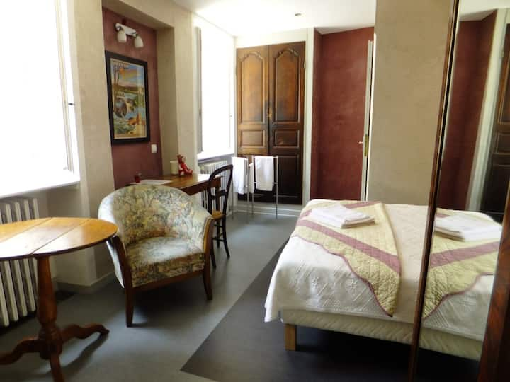 Hotel Les Templiers, in the historic heart of Luz