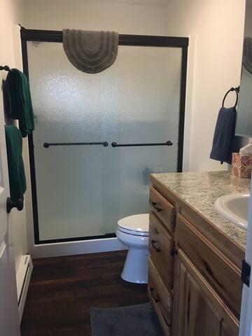 Bathroom (full shower)