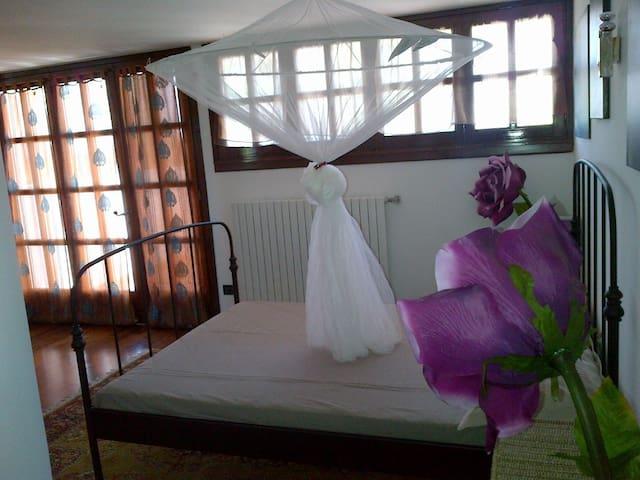Piccolo Loft indipendente 50mq - Noale - Bed & Breakfast