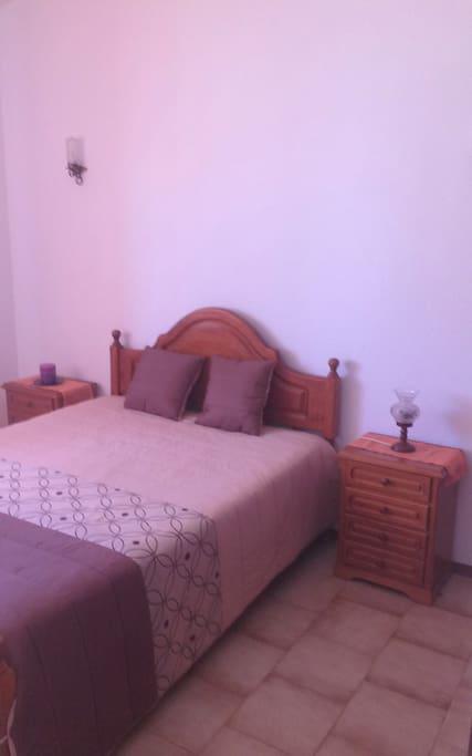 Room1: double