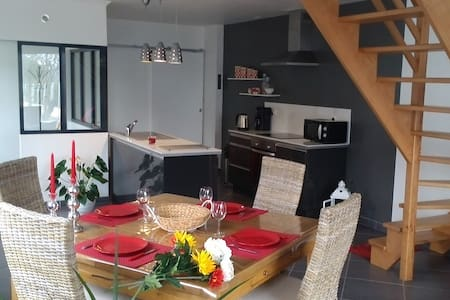 HOLIDAY COTTAGE - Coyecques - Ház