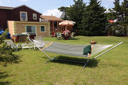 RELAX ON OUR DOCK THIS WEEK/WEEKEND - Little Egg Harbor Township - House