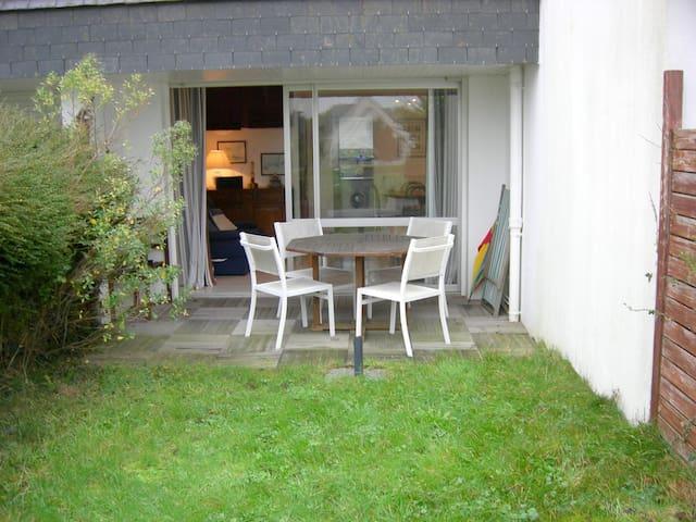 studio  près d'une belle plage - Saint-Gildas-de-Rhuys