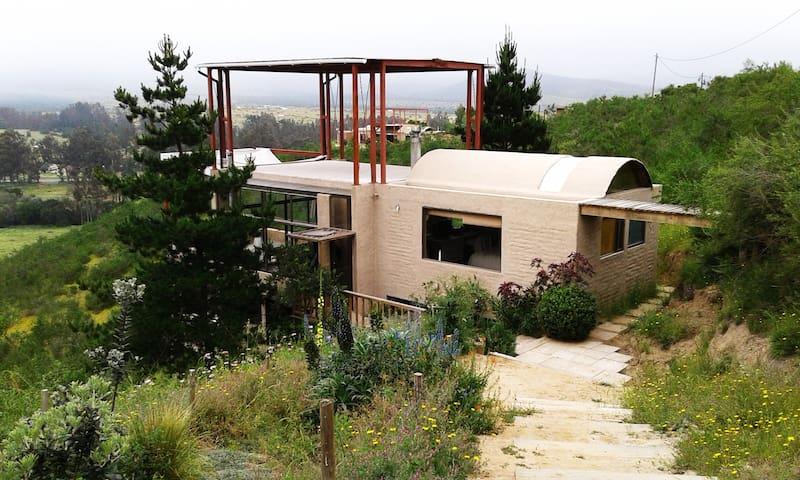 Casa del Cerro a minutos de la costa