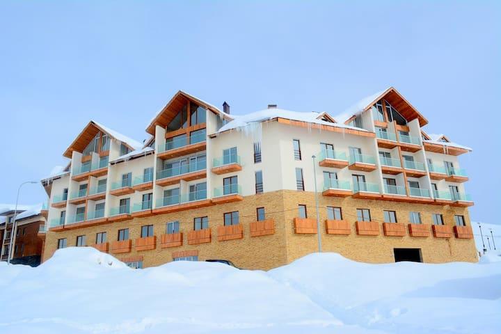 apartment in new Gudauri - Gudauri - Lägenhet