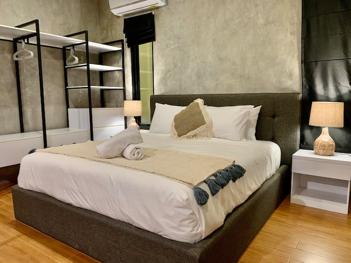 #2 Brand New Samas Loft in Canggu Close to Beach