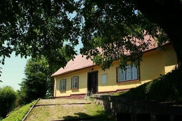 Yellow Cottage - Žacléř - Ház