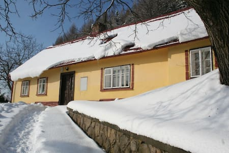 Yellow Cottage - Žacléř - Hus