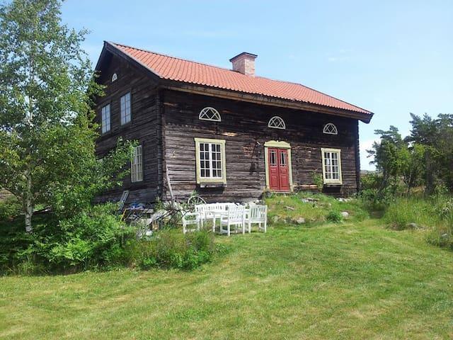 House at Runmarö - Värmdö