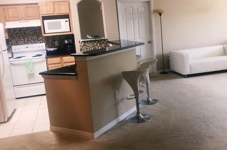 Apartment best location