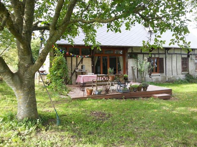 Genieten op het Franse platteland! - Landouzy-la-ville - Blockhütte