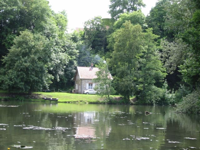 En bord de Saône dans la nature - Savoyeux