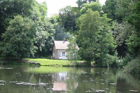 En bord de Saône dans la nature - Savoyeux - Casa