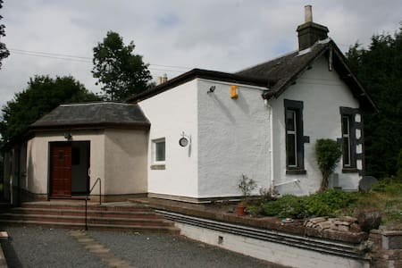 Old Railway Station, sleeps 9-12