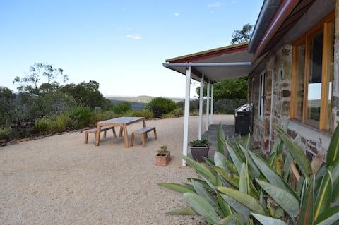 Ukamirra - bush setting, magical views