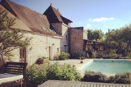 A gateaway to the South of France... - Villeneuve - Gästehaus