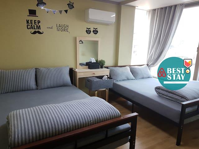 [Sinchon / Hongdae]203> Unshared House
