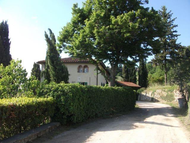 Appartamento Sole Villa Ridaldi. - Case Poggio - Villa